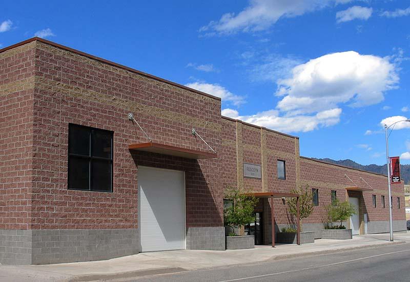 Resodyn's 23,000 sq. ft. manufacturing facility