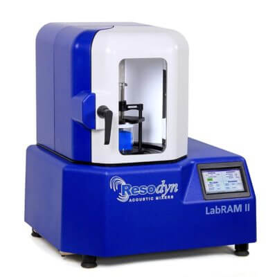 Resodyn LabRAM II ResonantAcoustic Mixer
