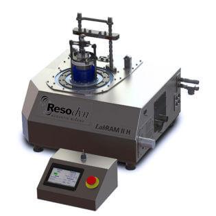 Resodyn LabRAM II H Acoustic Mixer