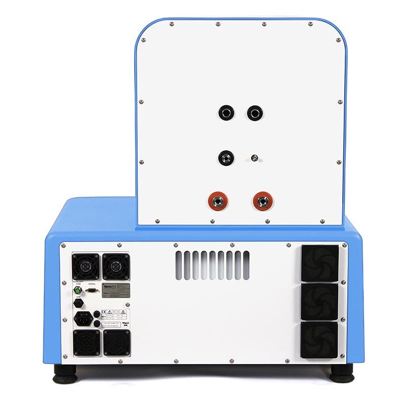 Resodyn PharmaRAM II Acoustic Mixer - Back Panel