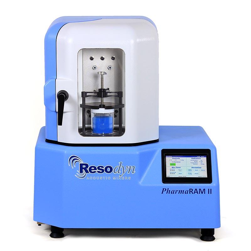 Resodyn PharmaRAM II Acoustic Mixer - Frontal