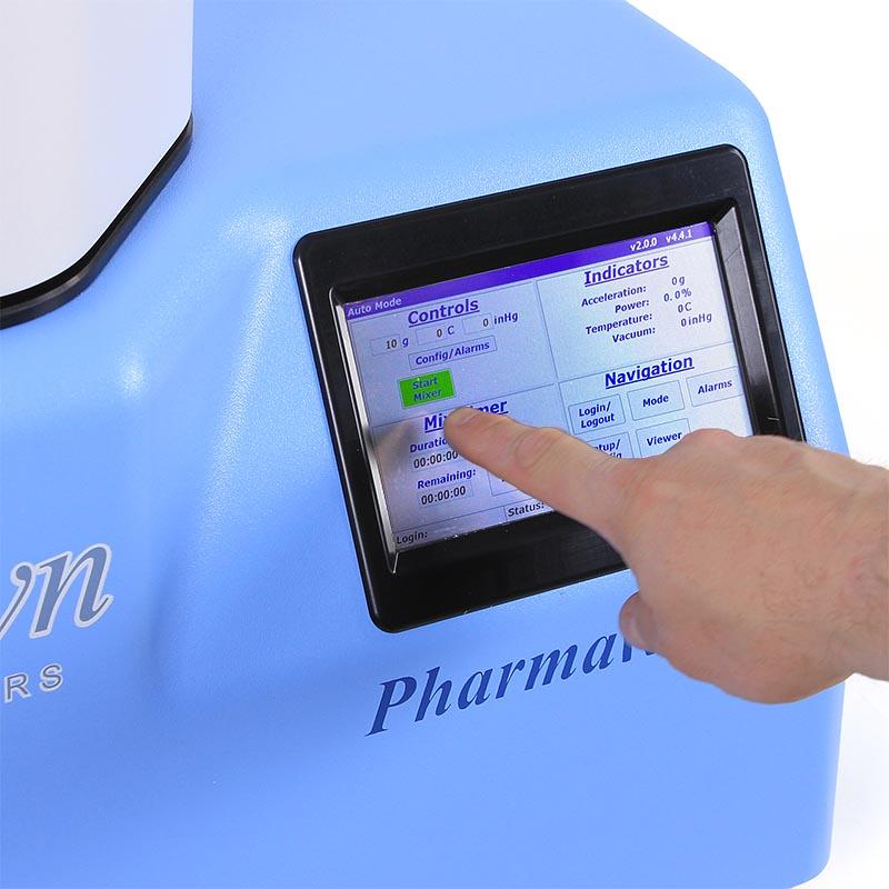 Resodyn PharmaRAM II Acoustic Mixer - Touch Screen