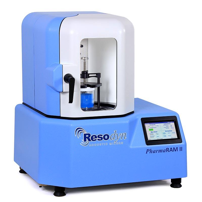 Resodyn PharmaRAM II ResonantAcoustic Mixer