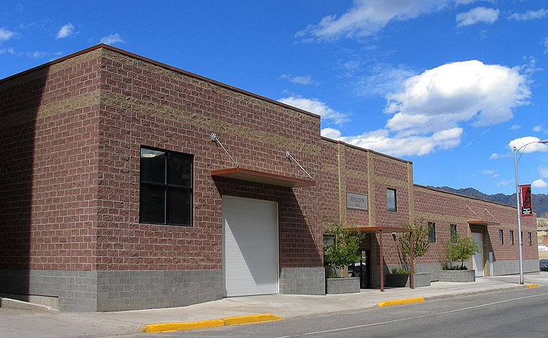 Resodyn's Manufacturing Facility
