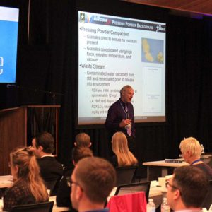 Dr. Eric Beckel delivers a RAM presentation