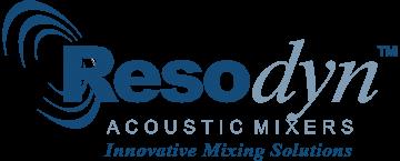 Resodyn Acoustic Mixers